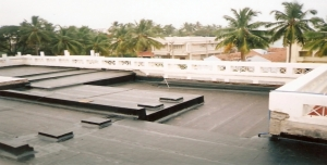 Terrace Waterproofing