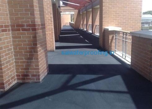 Balcony waterproofing for Terrace waterproofing methods